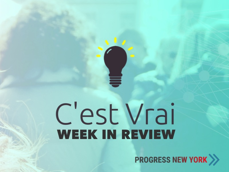 Cest Vrai Week In Review